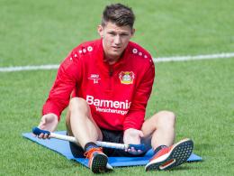 Heidenheim leiht Becker von Bayer aus
