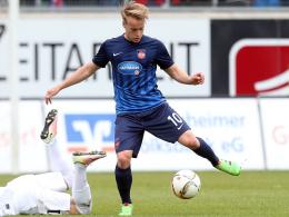 Dank Finne: FCH gewinnt Trainingslager-Test
