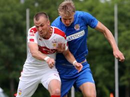 4:0 gegen Br�nn - Luhukay lobt seine Jungs
