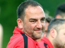 Weiß, wo er anzupacken hat: Heidenheims Coach Frank Schmidt.