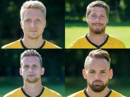 Dresden: Vier Kandidaten fürs Kapitänsamt