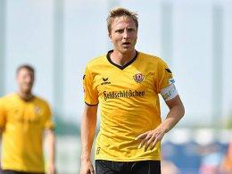 Dynamo: Hartmann neuer Mannschaftskapitän