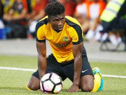 Sanogo über VfB-Wechsel: