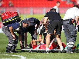 Yildirim zieht sich multiple Beinverletzung zu