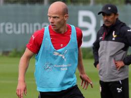 VfB-Debüt? Luhukay nimmt Werner mit zur Fortuna