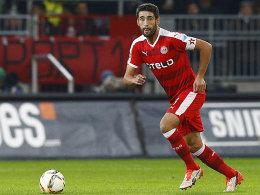 Haggui wechselt zum FC St. Gallen