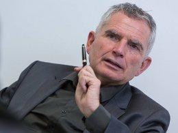 VfB legt sich fest: Dietrich soll Pr�sident werden
