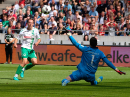 F�rth: Frustbew�ltigung im DFB-Pokal?