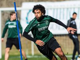 Hannover: Felipe zur�ck im Training