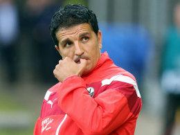 Kocak hat vor dem VfB-Spiel Redebedarf
