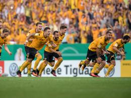 Dynamo Dresden offiziell schuldenfrei
