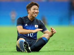 Hosogai hilft: VfB leiht Asano von Arsenal