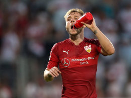 VfB-Profis helfen bei Buspanne - Maxim sagt