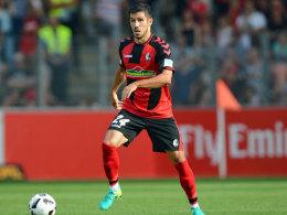 Wird beim 1. FC Kaiserslautern mit offenen Armen empfangen: Mensur Mujdza kommt aus Freiburg in die Pfalz.