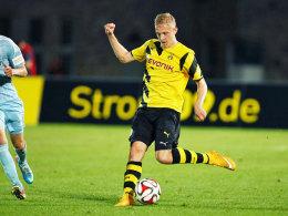 Vom BVB zum VfL: Bandowski unterschreibt bis 2019