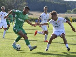 Finne sorgt für FCH-Sieg - Fürth und DSC je 1:1