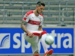 VfB nährt Hoffnung auf Ginczek-Comeback