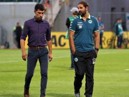 Duo schmerzlich vermisst - Yildirim: