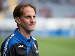 Trotz Ausgleich: Arminia-Coach Rehm sieht das Positive