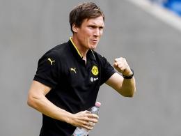 VfB-Trainersuche: Eine Spur führt zu BVB-Coach Wolf