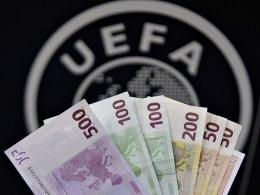 Geringere UEFA-Zahlung für die 2. Liga