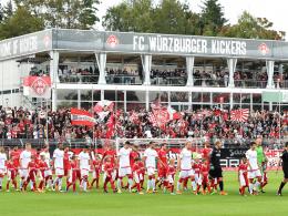 Würzburg: Stadt befürwortet Stadiongesellschaft
