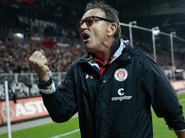 Lienen: 1860 ist schlimmer als RB Leipzig