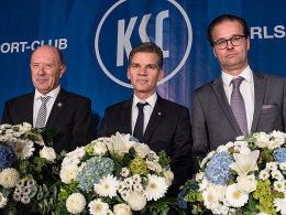 KSC-Mitglieder bestätigen Wellenreuther - Pro Stadionneubau