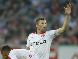 Kapitän Fink fehlt auch gegen Karlsruhe