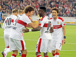 Debütanten-Show! VfB fertigt Fürth ab