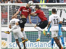 Hannover gewinnt das Nord-Derby