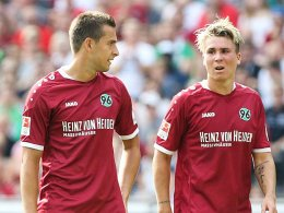 LIVE! Volles Haus in Hannover beim Nord-Derby
