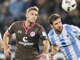 Zwei Spiele Sperre für St. Paulis Sobiech