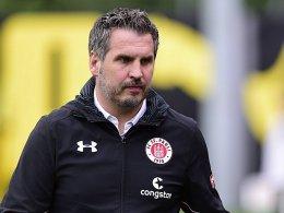 St. Pauli und der Druck: Meggle bemüht Kahn