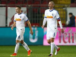 Pawel Dawidowicz & Felix Bastians