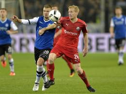Sandhausen jagt gegen 1860 den Vereinsrekord
