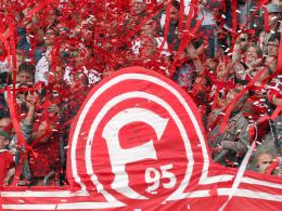 Fortuna Düsseldorf präsentiert neuen Hauptsponsor