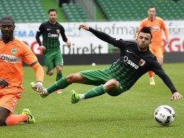 Der Jahn holt Vrenezi vom FCA