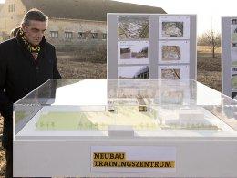 Dresden: Baugenehmigung für Trainingszentrum erteilt