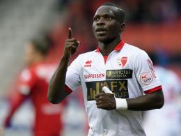 Stuttgart holt Akolo vom FC Sion
