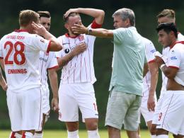 Düsseldorf testet Japaner und spielt gegen St. Pauli