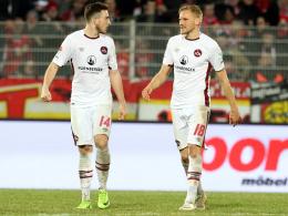 Nürnberg: Ein wichtiges Trio weiß um seinen Marktwert