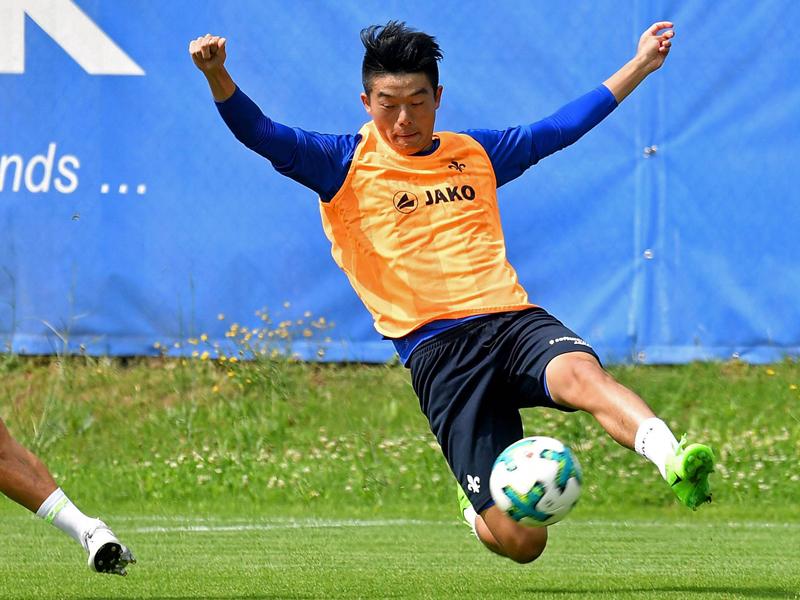 Darmstadt leiht Nationalspieler für die Abwehr