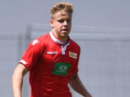 Union Berlin: Maloney erhält Lizenzspielervertrag