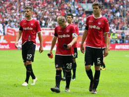 Pleite in Düsseldorf: Rote Teufel sind