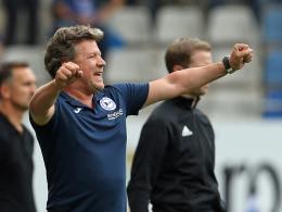 LIVE! Erklimmt Bielefeld gegen Bochum die Spitze?