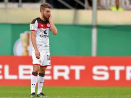 Doppeltes Pech: Auch Buchtmann fehlt in Nürnberg