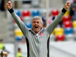 Fortuna-Coach Funkel schwärmt: