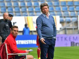 Bielefeld-Coach Saibene wünscht sich eine Reaktion