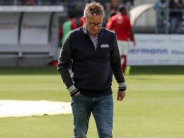 Kaiserslautern weiter ohne Sieg: Meier steht unter Druck
